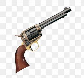 Weapon - Weapon Gun Revolver A. Uberti, Srl. Replica PNG