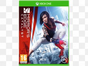 Electronic Arts - Mirror's Edge Catalyst Xbox One Video Game PlayStation 4 PNG