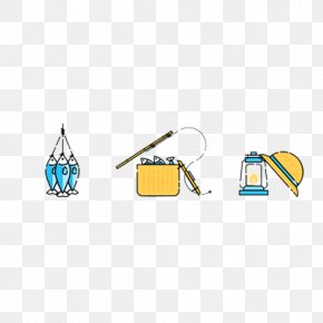 Flat Fishing Tools - Angling Fishing Net PNG