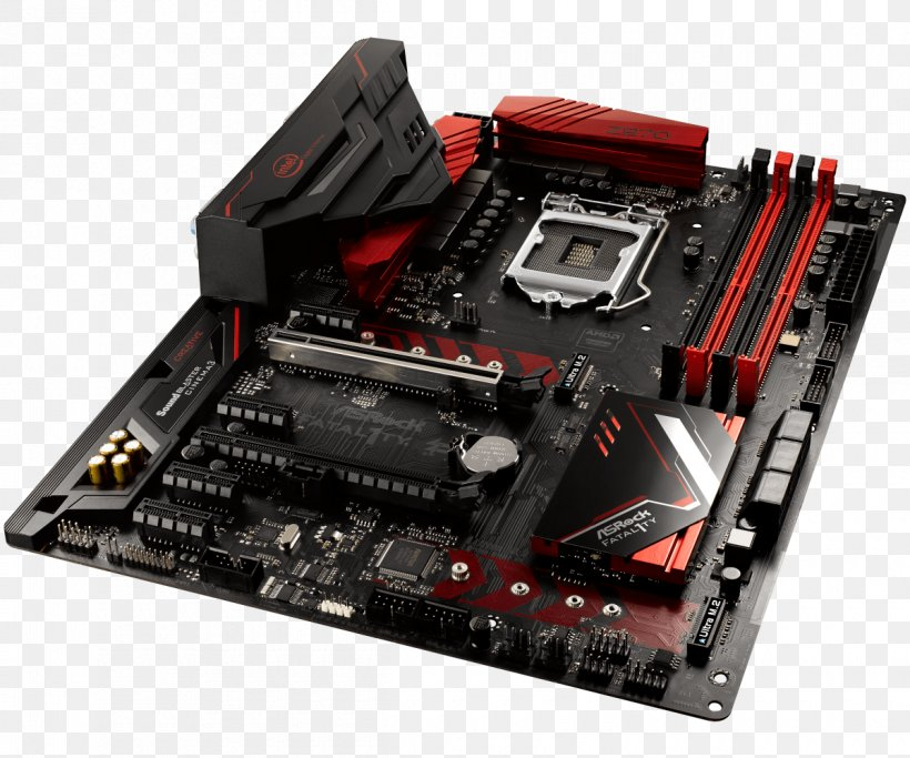 Asrock Fatal1ty Gaming K4 Intel B250 ATX DDR4-SDRAM Motherboard