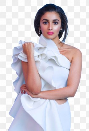 Alia Bhatt - Alia Bhatt Bollywood Actor Magazine Elle PNG