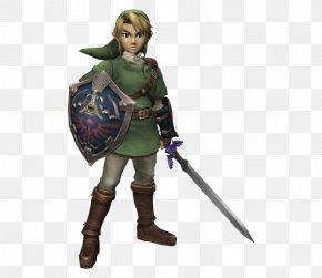 Super Smash Bros Brawl Link - Amiibo Figurine Super Smash Bros. Weapon The Legend Of Zelda PNG