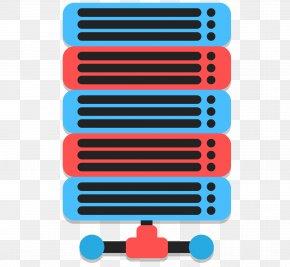 Vector Color Internet Server - Internet Download Icon PNG