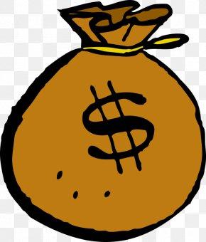 Money Bag - Money Bag Drawing Clip Art PNG