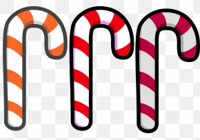 Creative Christmas Candy Cane - Candy Cane Christmas Sugar PNG
