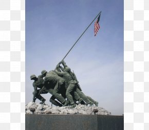 Soldiers' National Monument - Marine Corps War Memorial Raising The Flag On Iwo Jima Battle Of Iwo Jima Marine Military Academy PNG