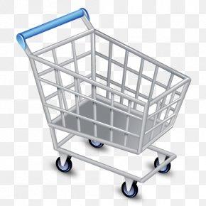 Shopping Cart - E-commerce Web Development Online Shopping Sales PNG