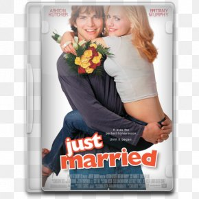 Just Married - Poster Film PNG