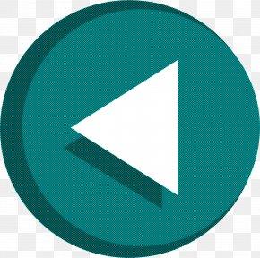 Symbol Logo - Aqua Green Turquoise Teal Circle PNG