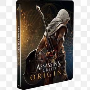 Assassin's Creed Origins - Assassin's Creed: Origins Assassin's Creed Syndicate Ubisoft Video Game PlayStation 4 PNG