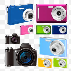 Camera - Camera Color Photography Icon PNG