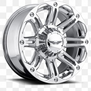 Car - Car Alloy Wheel Tire California PNG