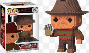 Alien - Freddy Krueger Jason Voorhees Funko Alien A Nightmare On Elm Street PNG