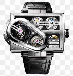 Creative Watches - Tourbillon Watch Harry Winston, Inc. Complication Horology PNG