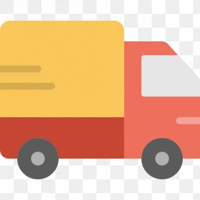 Truck - Car Delivery Truck Icon PNG