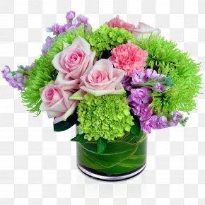 Floral Design Pink - Floral Design PNG