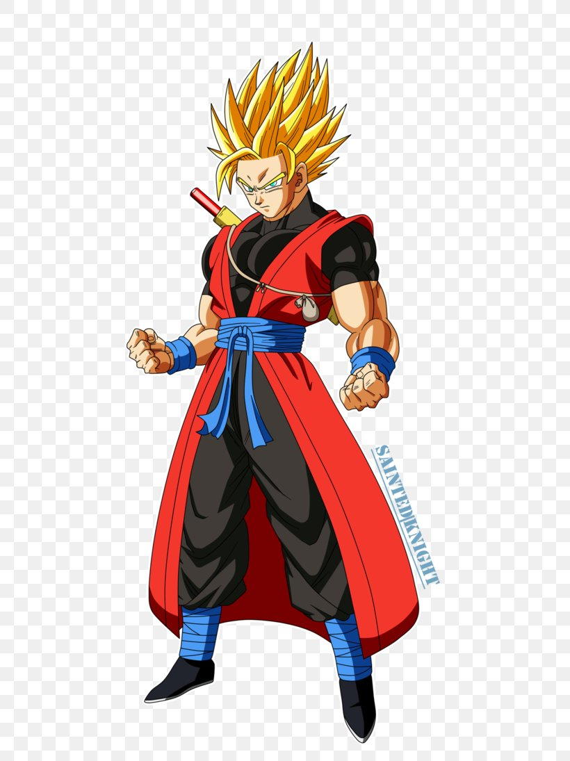 Goku Dragon Ball Heroes Vegeta Gohan Super Saiya Png