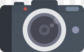 Camera Cartoon Icon - Video Cameras PNG