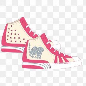 Ms. Shoes Vector - Canvas Shoe Designer PNG