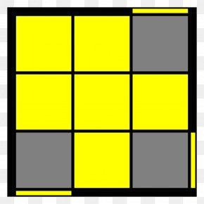 Hand Painted Color Rubik's Cube - Rubik's Cube Stock Photography CFOP Method PNG