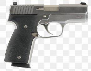 Handgun - Trigger Firearm Kahr K Series Kahr Arms Pistol PNG
