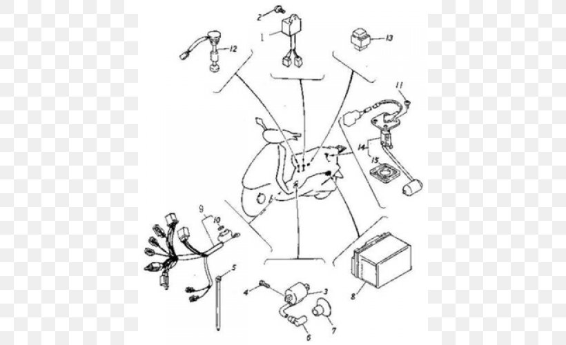wiring diagram electrical wires  cable circuit diagram