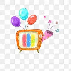TV Cartoon Illustration Material - Cartoon Download Illustration PNG