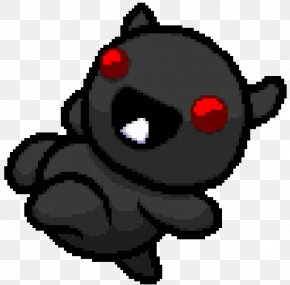 Cat - Cat The Binding Of Isaac Don't Starve Together Sticker Video Game PNG