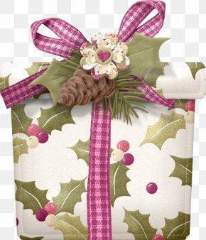 Gift - Christmas Gift Paper Christmas Gift Clip Art PNG