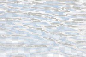 White Water Ripples - Floor Tile Water Microsoft Azure Pattern PNG