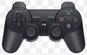 PlayStation 2 Black Sixaxis PlayStation 3 PNG
