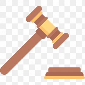 Hammer - Gavel Judge Law Firm Bankruptcy PNG