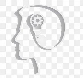 Brain Bulb Design - Idea Creativity PNG