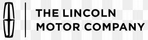 Lincoln Motor Company - Lincoln Motor Company Ford Motor Company Car Lincoln Navigator PNG