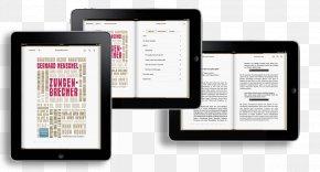 E-book - Comparison Of E-readers Brand PNG