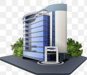 Building - Building Apartment Business Information PNG