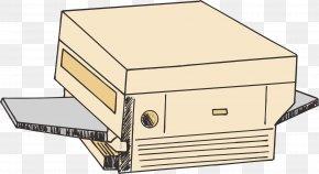 Hand Drawn Printer - Printer Paper Computer File PNG