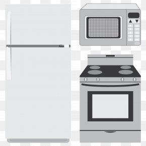 Microwave - Home Appliance Kitchen Cooking Ranges Small Appliance Clip Art PNG