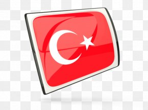Turkey Flag Icons Download - Flag Of Turkey Flag Of Canada Flag Of Luxembourg PNG