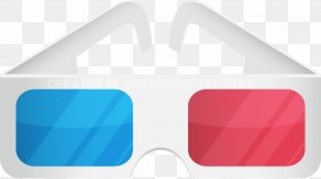 Vector 3D Glasses - Goggles Sunglasses Angle PNG