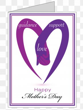 Mother's Day - Mother's Day Greeting & Note Cards Family Child PNG