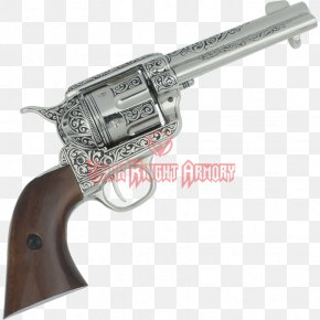 Handgun - Revolver Trigger Colt Single Action Army Firearm Pistol PNG