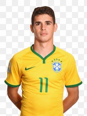 Brazil - Oscar 2014 FIFA World Cup Brazil National Football Team Brazil V Germany PNG