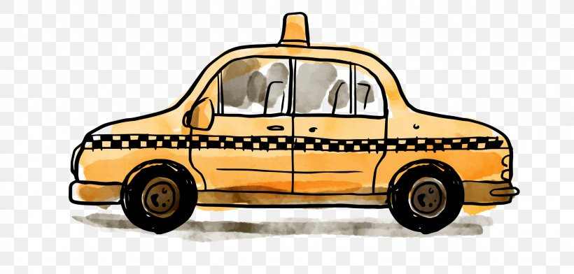 Statue Of Liberty Taxicabs Of New York City Euclidean Vector Icon, PNG, 2256x1079px, New York City, Animation, Automotive Design, Brand, Car Download Free