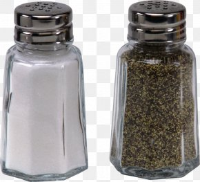 Seasoning Bottle - Black Pepper Condiment Salt Chebureki PNG