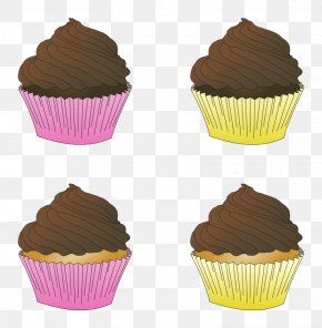 People - Cupcake Frosting & Icing Muffin German Chocolate Cake PNG