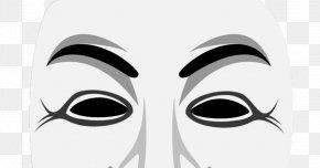 Anonymous - Anonymous YouTube Roblox Hacker John Doe PNG