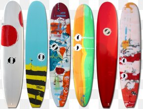 Surfboards - Surfboard Surfing Two Crows Standup Paddleboarding Surf Culture PNG