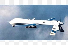 United States - Drone Strikes In Pakistan United States General Atomics MQ-1 Predator Unmanned Aerial Vehicle PNG