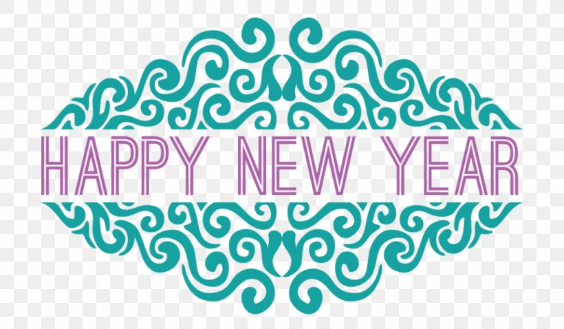 New Year's Day Clip Art, PNG, 1024x598px, New Year, Aqua, Area, Blue, Brand Download Free